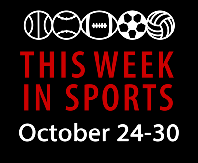 This Week in Spots: Oct. 24-30