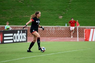 Wolfpack women's soccer ready to wrap up nonconference schedule against ECU
