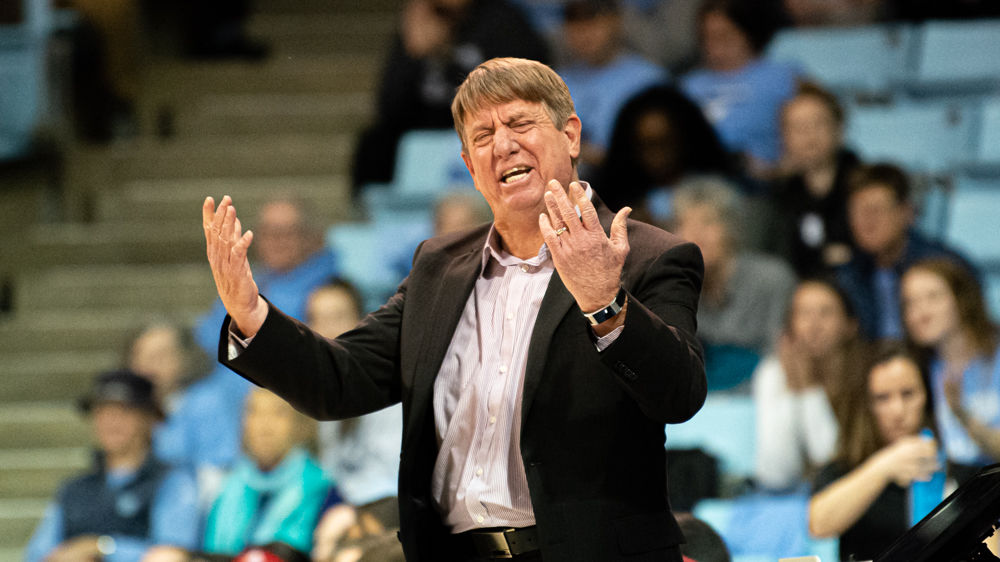 Wes Moore Reacts To Call vs. UNC-CH