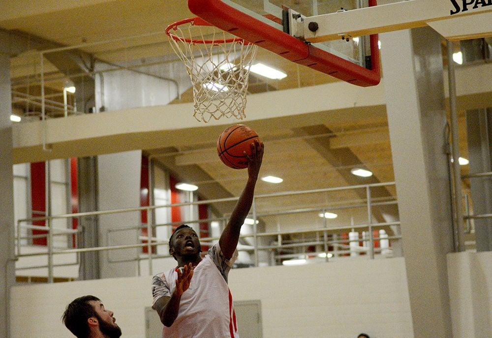 Wimbish Layup Club Basketball