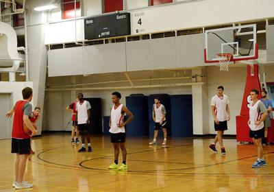 Team Practice Club Basketball