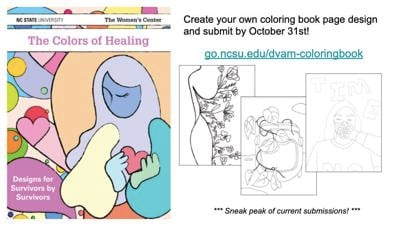 The colors of Healing