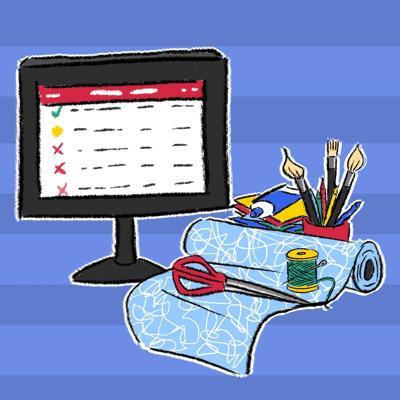 Fibers Program Graphic