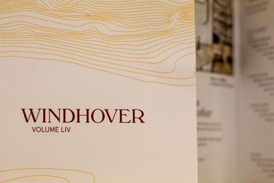 Windhover Volume 54