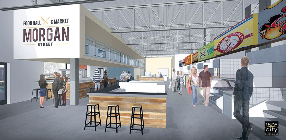 Morgan Street Food Hall and Market: a sneak peak | Arts ...