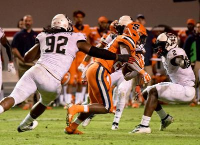Defensive line, linebackers earn high marks in first ACC victory