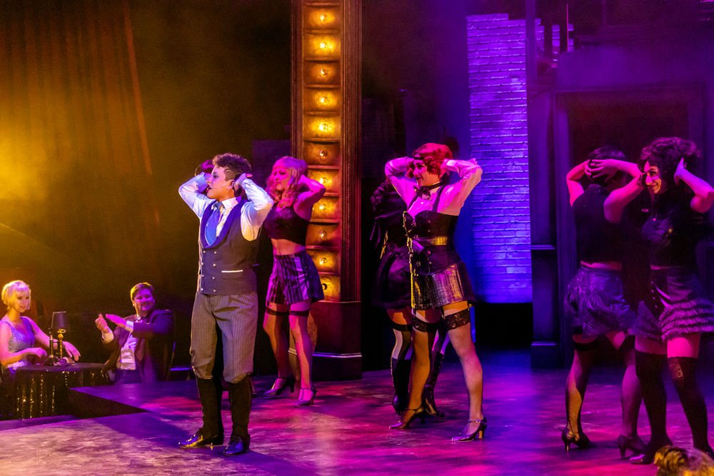 Cabaret Group Dance