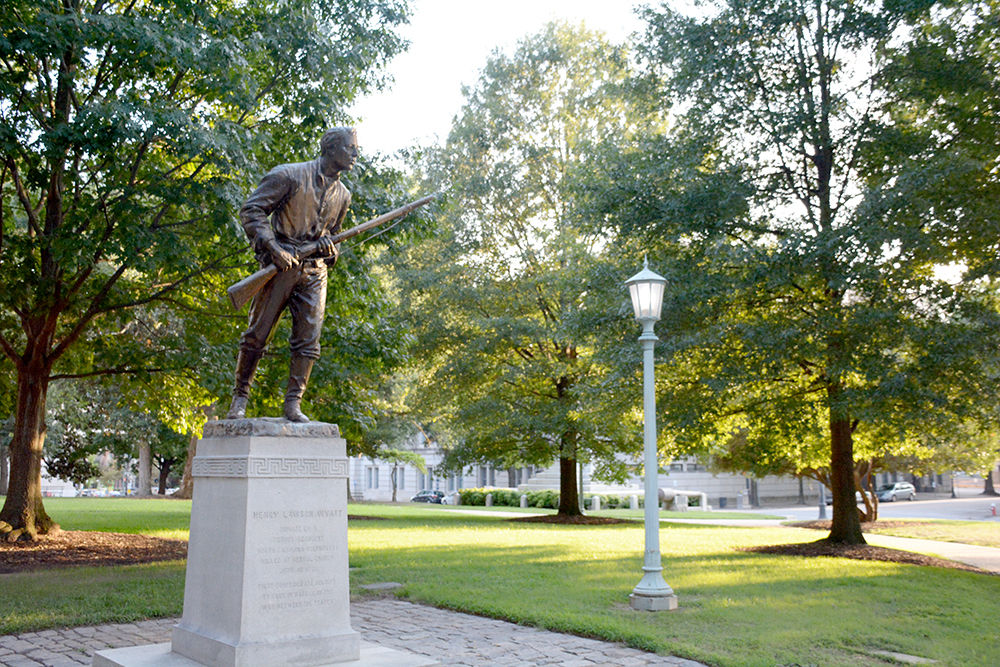 Future of Confederate monument at Mount Hope Cemetery unclear