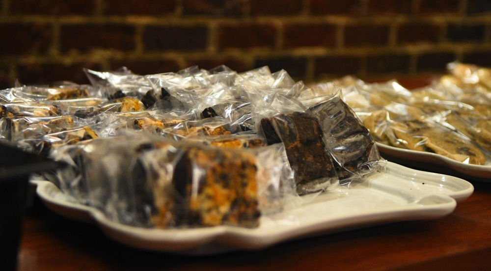 Desserts Packaged
