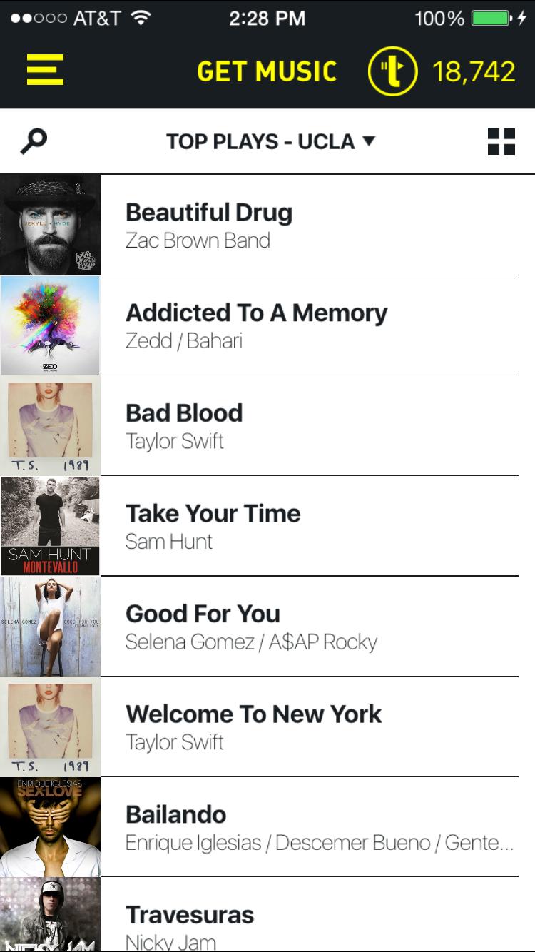 Trebel Music app strikes chord, but needs tuning | Arts