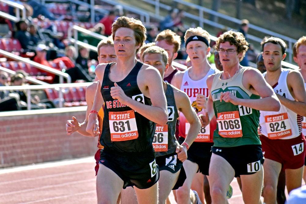 Kyle Christ 5000-Meter Run