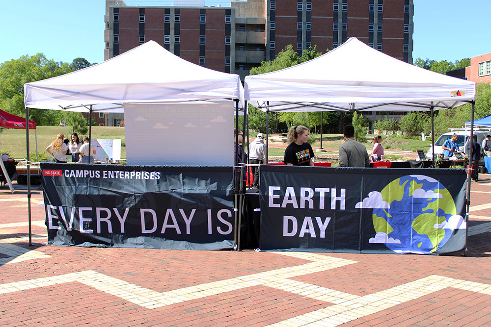 Earth Day Fair Banner