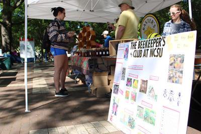 Beekeeper's Club At Earth Day Fair
