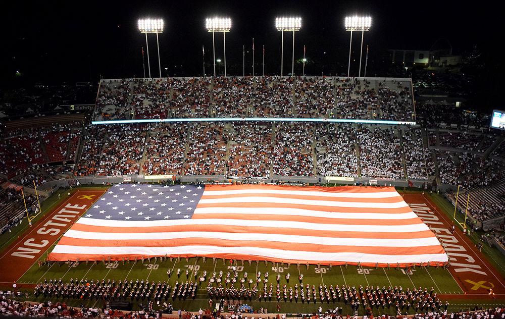 Flag on Field 2019