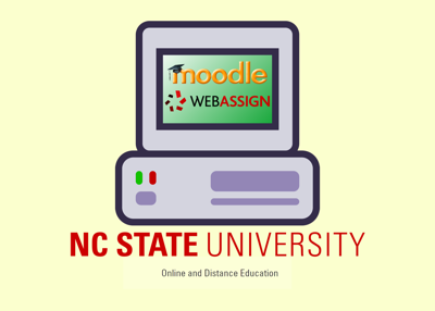 Distance Education Graphic