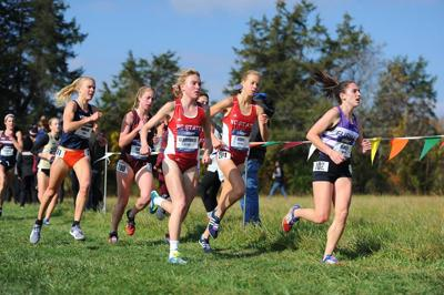 N.C. State XC Koon and Clairmonte