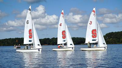 NC State sailing club provides unique experience for