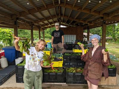 Agroecology Club Student Delivery