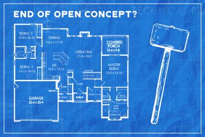 Open Concept Graphic