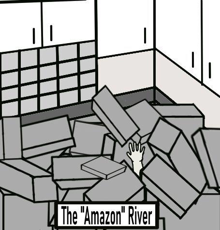 "The ""Amazon"" River"