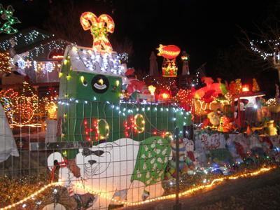 time to break out those christmas lights decorations for tehachapi news annual contest