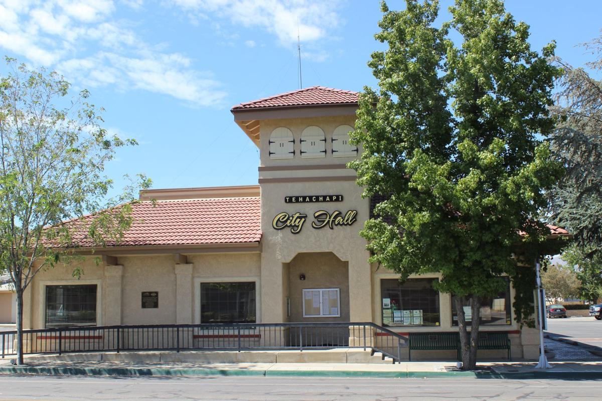 Tehachapi City Hall