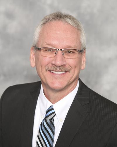 Tehachapi City Manager Greg Garrett