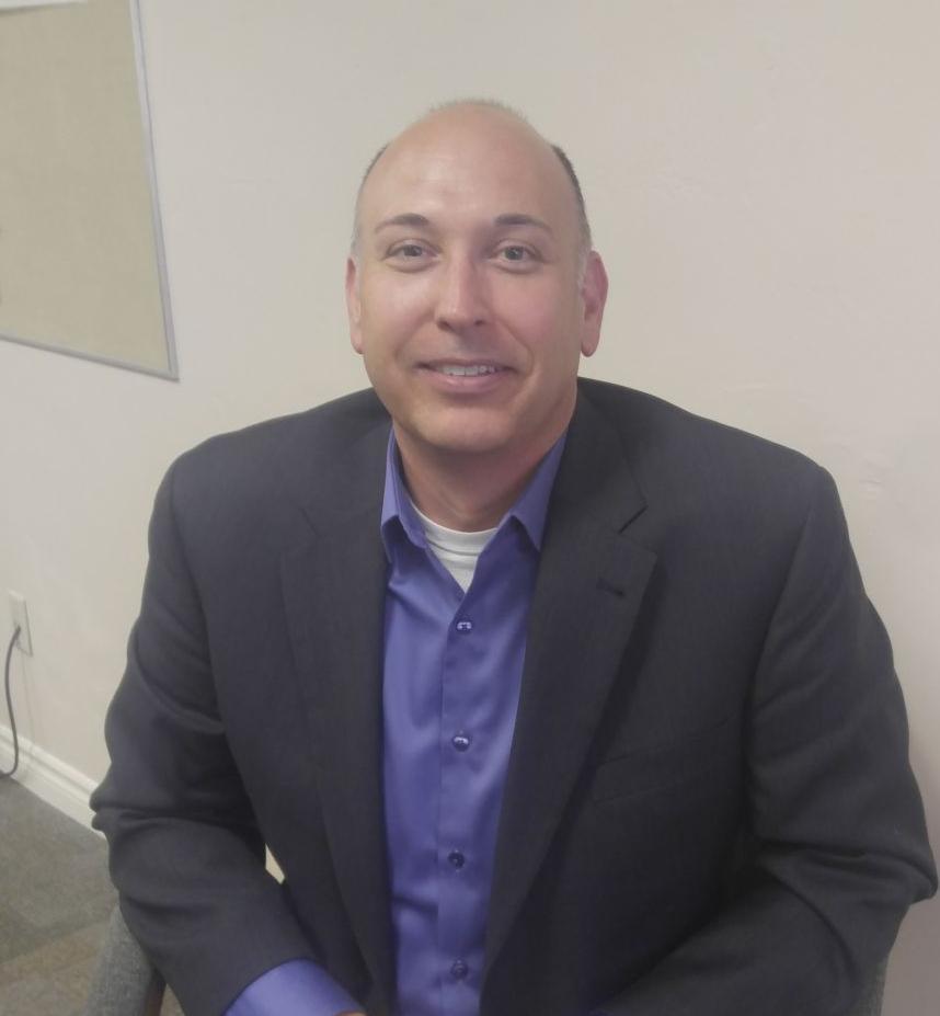 Bear Valley Community Service District General Manager David Edmonds