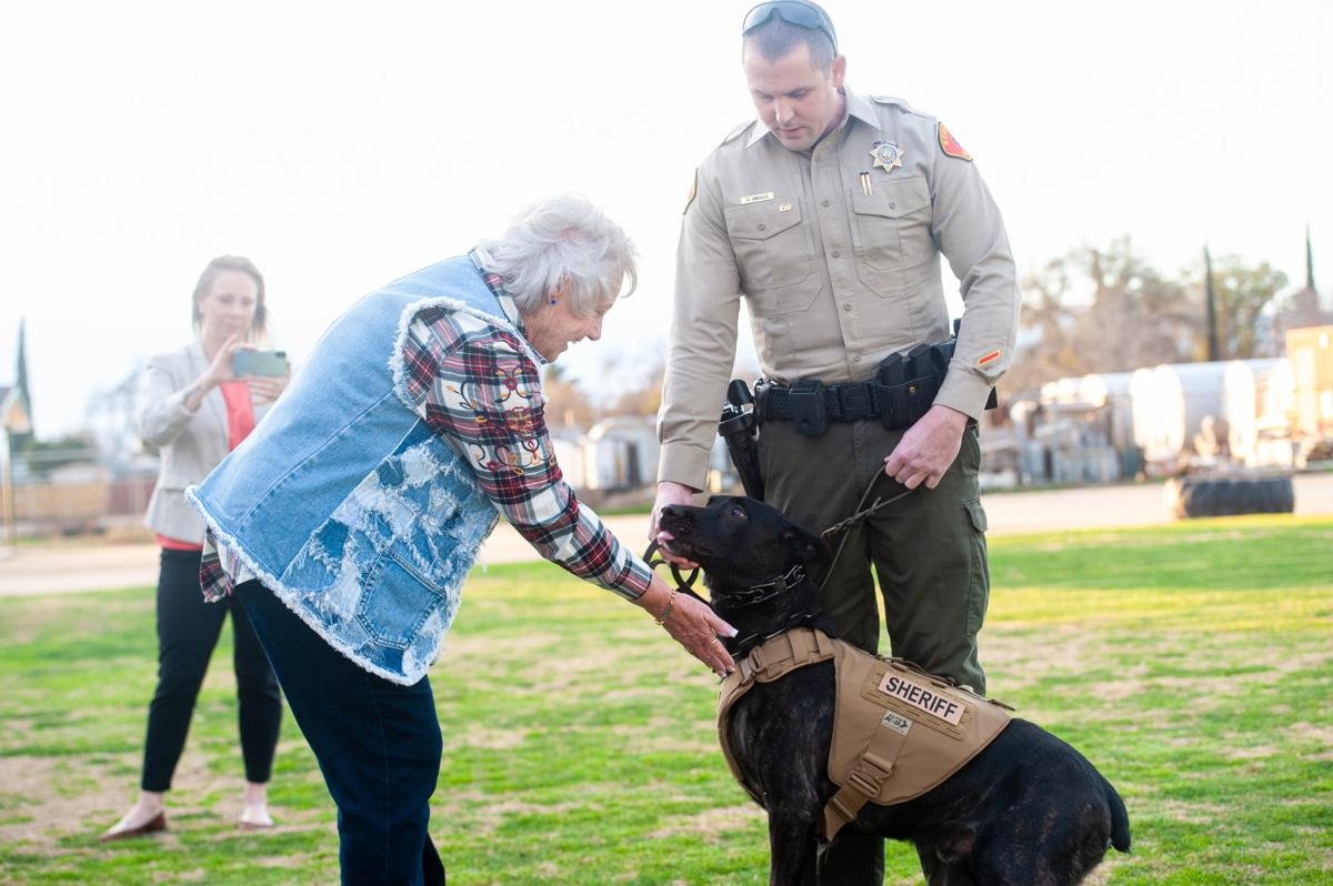 Small Town, Big People: Local woman fulfills mission to protect SWAT dogs
