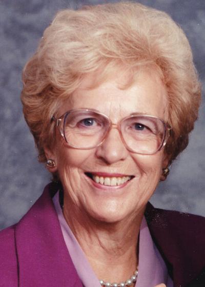 Florence Hawley, 1926-2018
