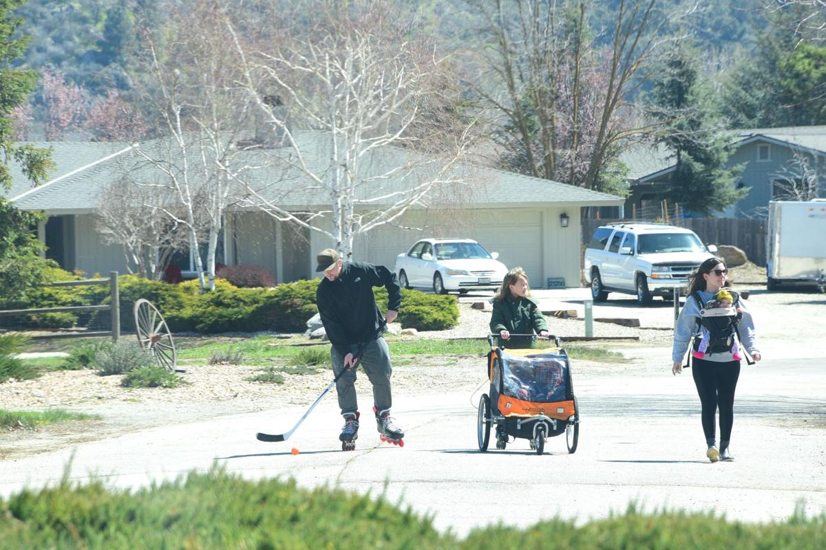 PHOTO GALLERY: A slice of life around Greater Tehachapi in the wake of COVID-19