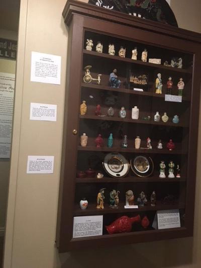 Asian figurines
