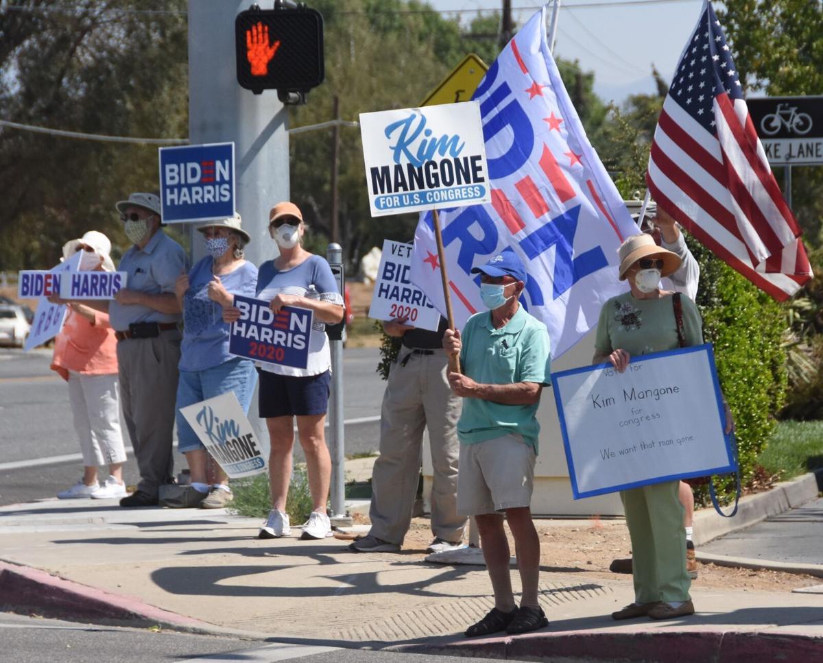 demo rally