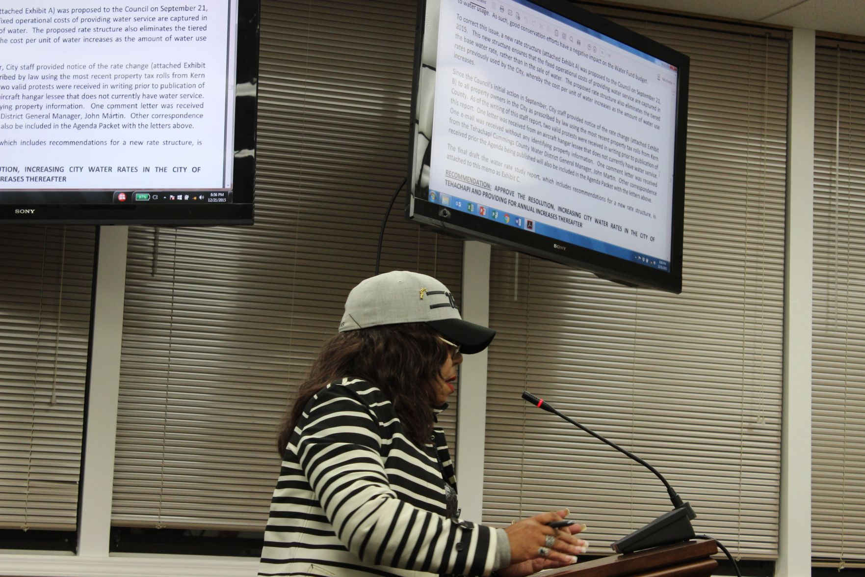 City Council approves new water rates for