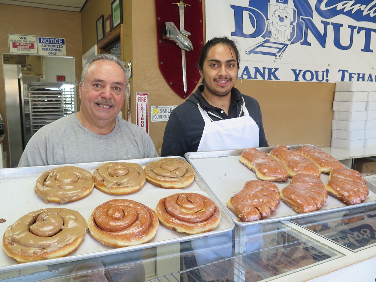 carlos donuts