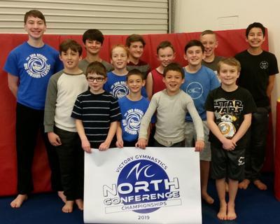 Perfect 10 Gymnastics boys