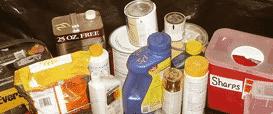Residential hazardous waste