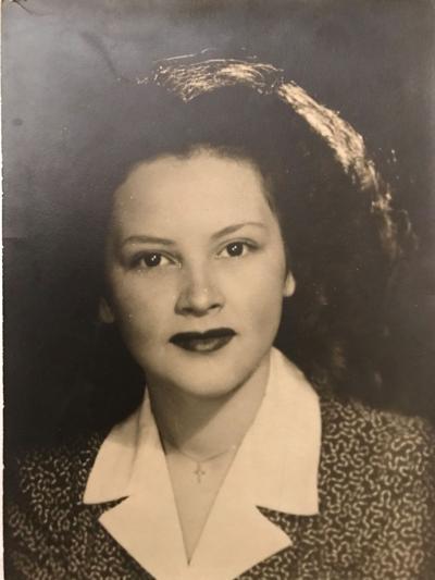 Charlotte Mae (Leiva) Villalobos, 1930–2019
