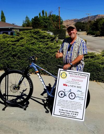 Rotary announces winner of mountain bike raffle | Lifestyle