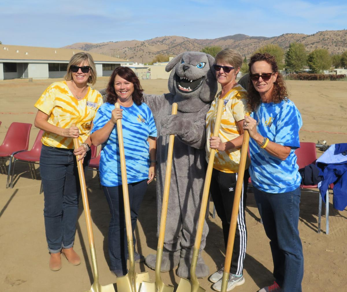 Jacobsen Middle School breaks ground for new sixth-grade center