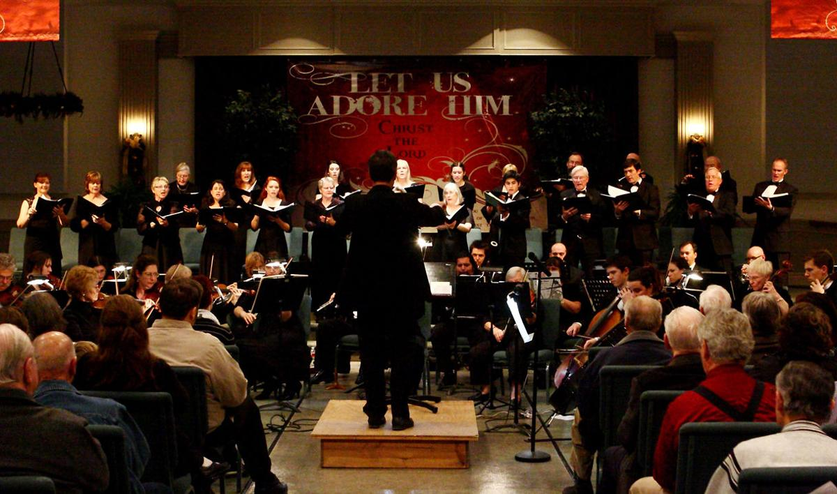 Orchestra, chorus join forces for Christmas concert | Lifestyle ...