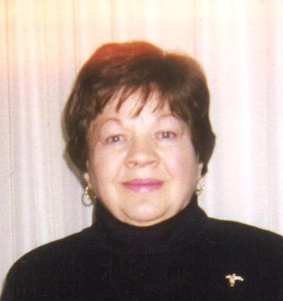 Shirley Lorraine Andrews obit