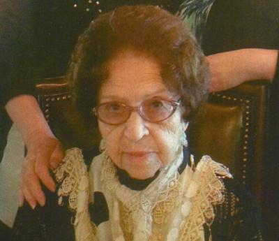 Bernarda C. Esparza, May 20, 1922 – July 8, 2018