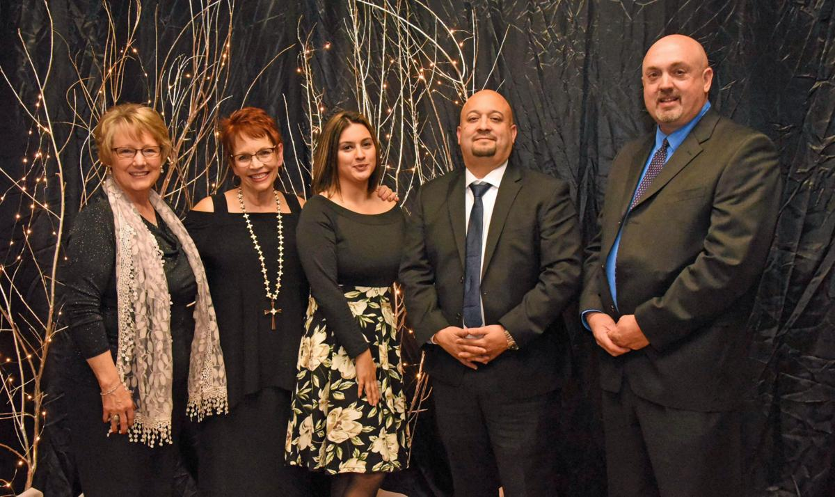 Honorees share commitment to service