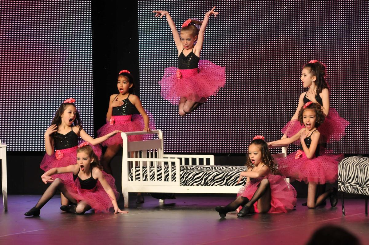 J M Dance Center Companies Rack Up Awards At Competition