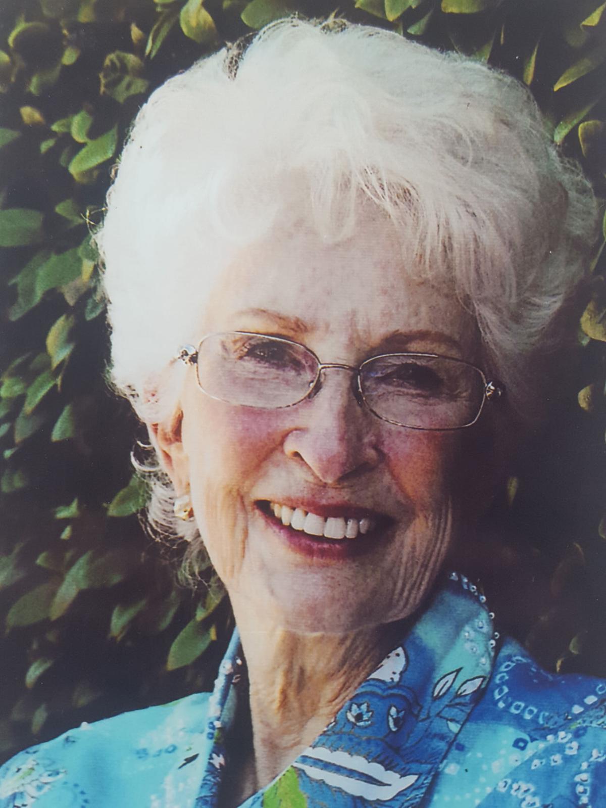Juanita Peterson, April 21, 1929–May 3, 2018