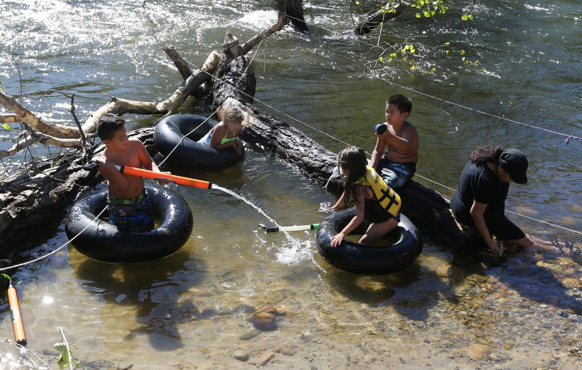 Search and Rescue warns campers of dangerous Kern River, prepares