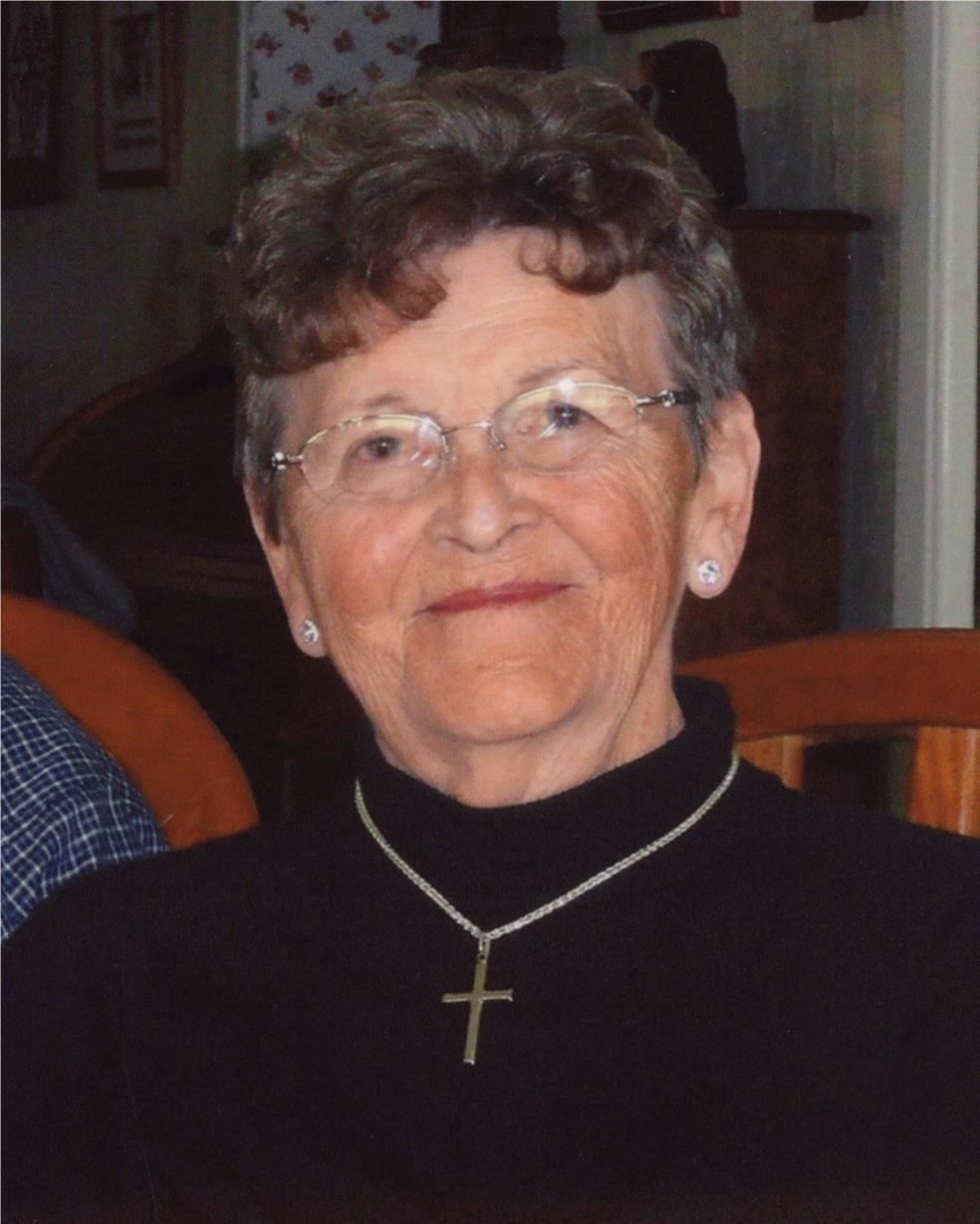 Ethel Janice McCutcheon Vyvyan, 1930–2018