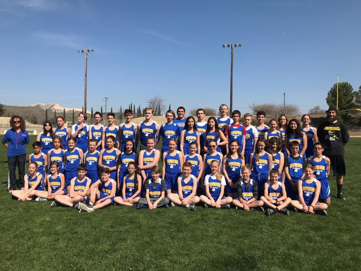 Jacobsen track and field team 2019