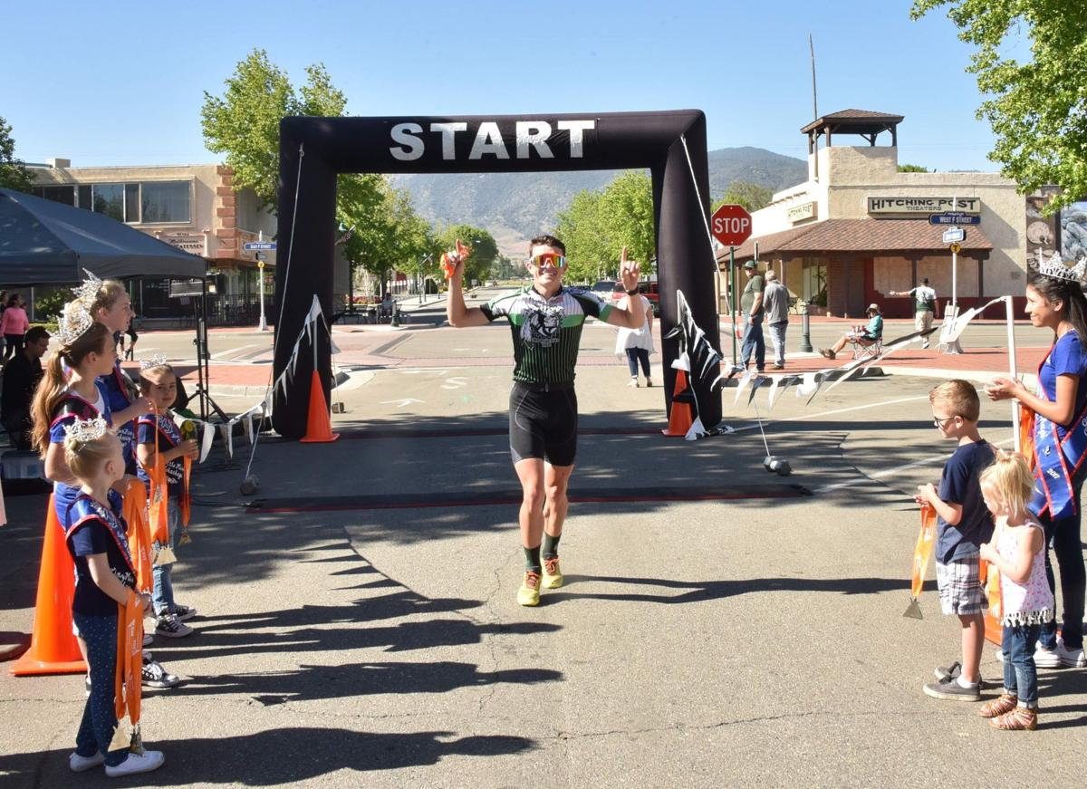 Photo gallery: duathlon challenges athletes in tehachapi news